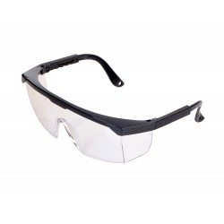 Lunettes de protection polycarbonate transparent